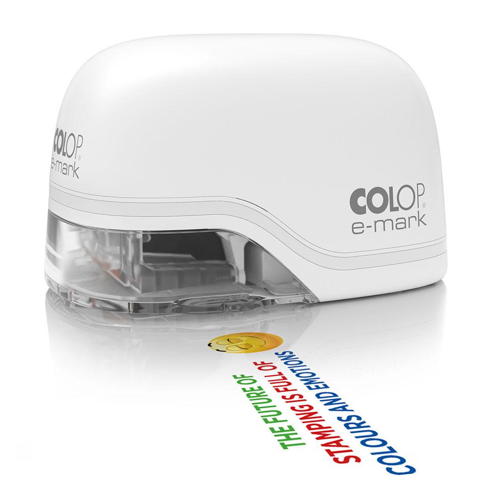 Pieczątka elektroniczna COLOP e-mark || sklepPIECZATEK.pl