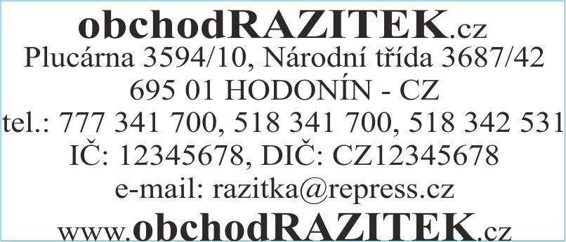 Rozmiar 30x69 mm - wzor 2 || sklepPIECZATEK.pl
